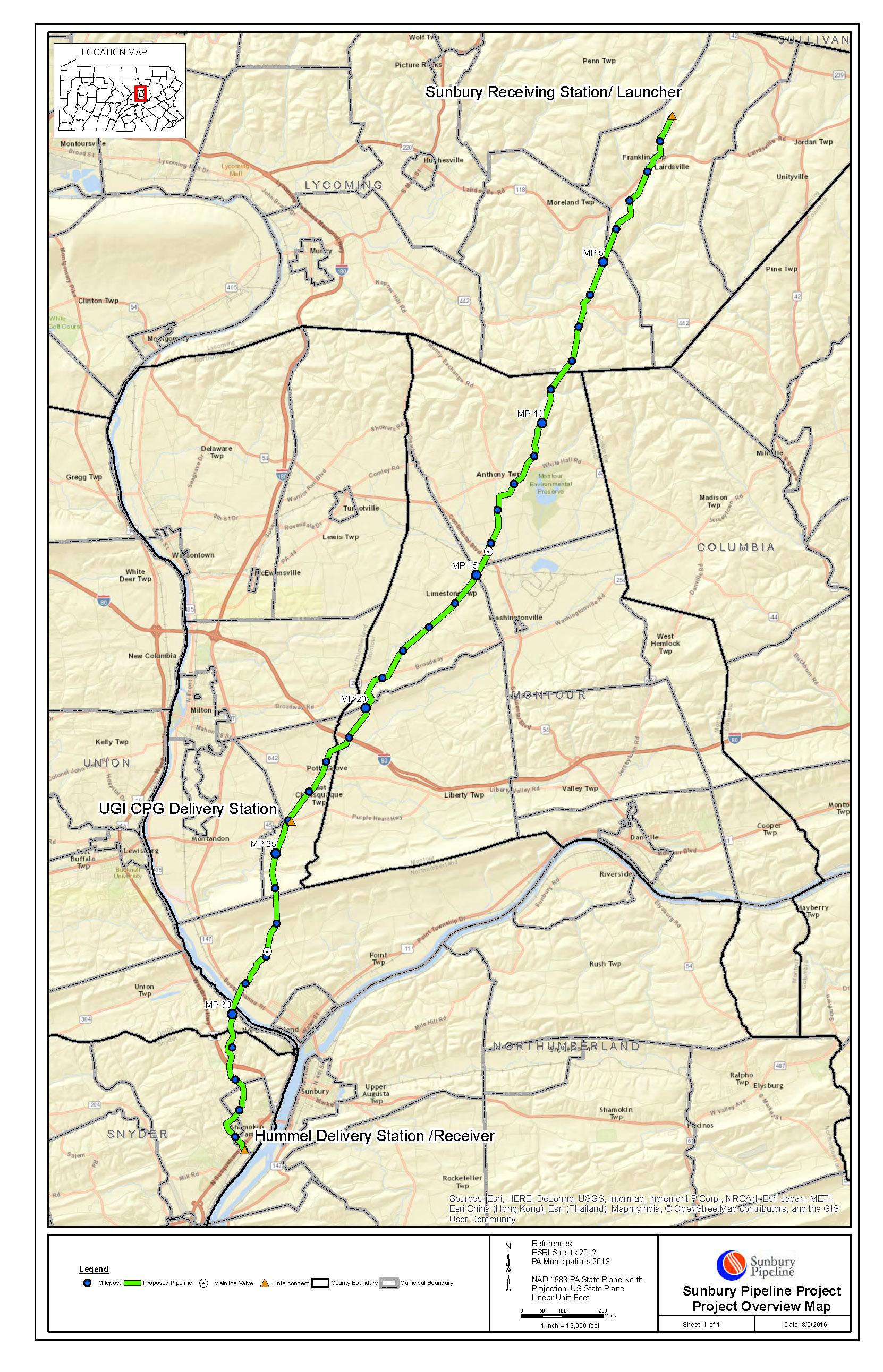 Sunbury Project-Overview-Map_20160805