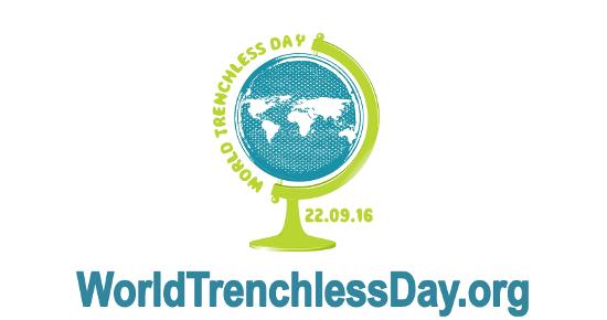 world Trenchless Day logo
