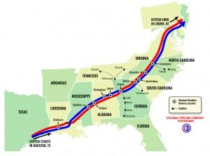 colonial pipeline leak