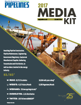 North American Oil & Gas Pipelines Media Kit