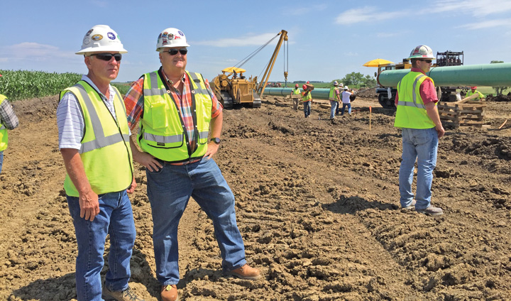 Leading by Core Values: Patrick Michels Wins Pipeline Leadership Award