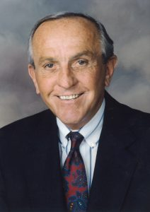 Don Hastings, former CEO and chairman of the board of Lincoln Electric.