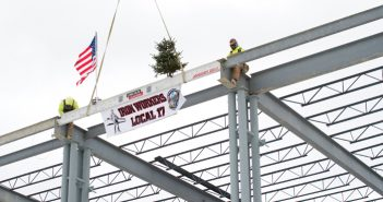 Lincoln Electric Final Beam