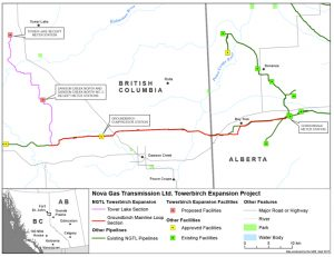 Towerbirch Expansion project Canada