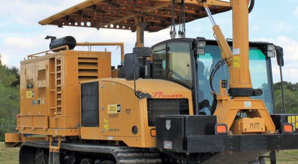 Crawler Carriers Serve Multiple Purposes on Pipeline Jobs