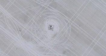 Canadian UAVs Aerial Shot