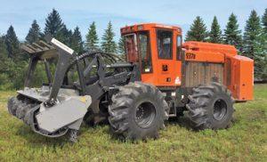 Barko B-Series Industrial Wheeled Tractors
