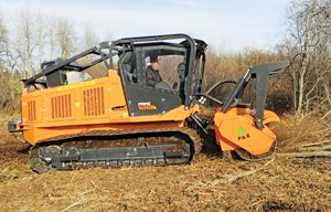 FAE PrimeTech PT-300 Industrial Track Mulcher