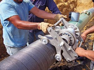 Polyguard RD-6 Pipeline Coating