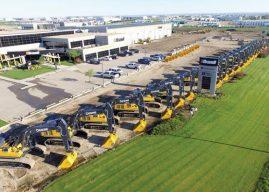 Brandt Acquires Nortrax Canada Operations, Adding 13 Locations
