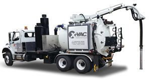 Hi-Vac Corp. X-Vac X-6 Hydro Excavator