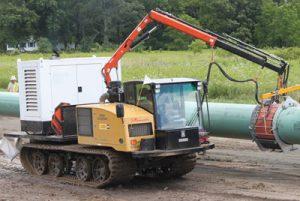 pipeline machinery international