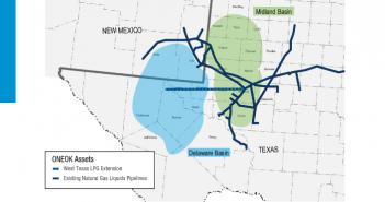 ONEOK West Texas LPG System
