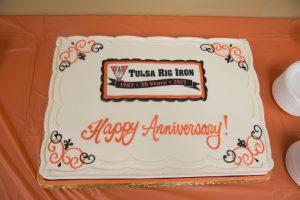 Tulsa Rig Iron Anniversary