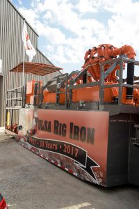 Tulsa Rig Iron 30th