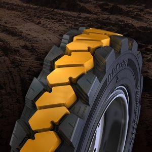 JLG Telemaster Tires