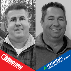 Modern Equipment and Supply Top reps