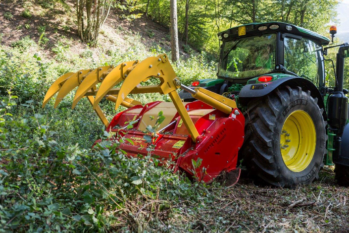 Seppi M  Updates Starforst Forestry Mulching Attachment