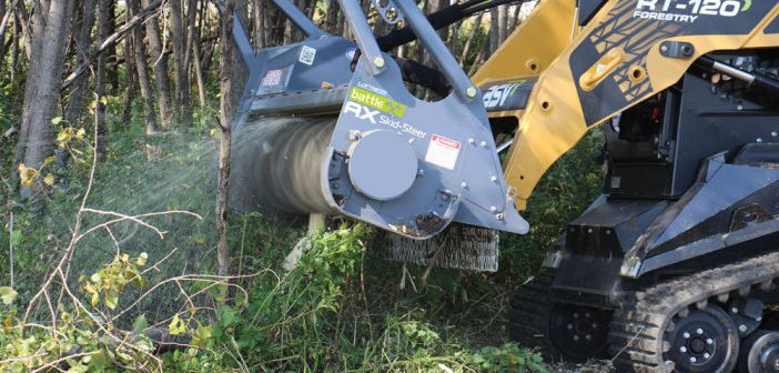 mulching attachment