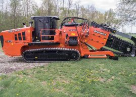 Product Spotlight: Ditch Witch Introduces HT275 Heavy-Duty Trencher