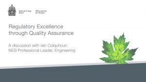 NEB Quality Assurance Video