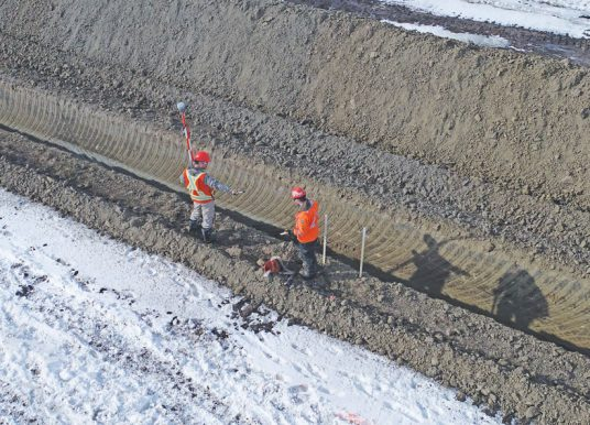 Against All Elements: Pipeline Software Aids Project Efficiency in Alberta