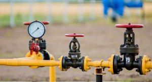 natural gas treatment plant