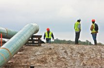 pipeline project in South Dakota