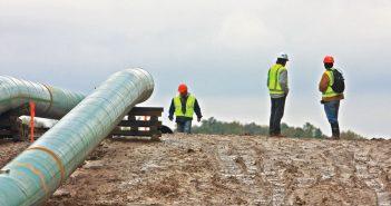 pipeline project in South Dakota