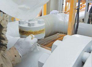 coating worker
