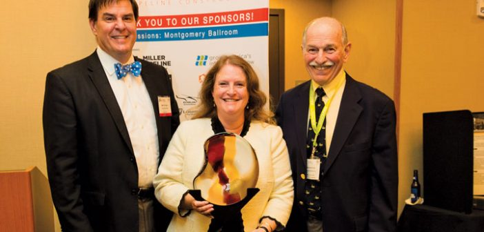 Pipeline Leadership Award