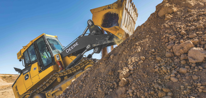 John Deere Unveils All-New 655K and 755K Crawler Loaders