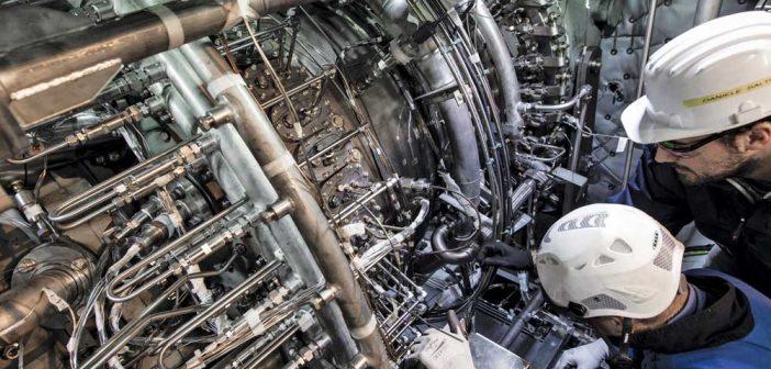 NovaLT16 gas turbine