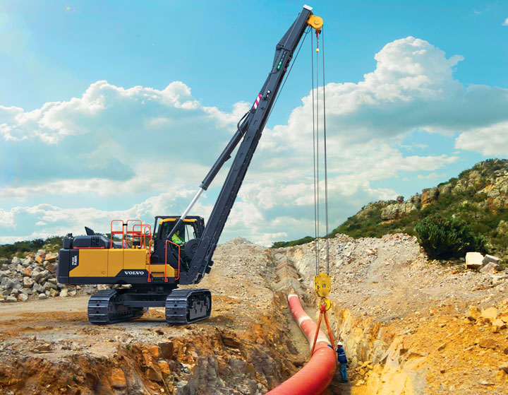 Volvo PL4809E product showcase