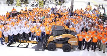 Case Celebrates Skid Steers