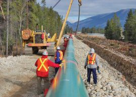 Trans Mountain Expansion Project Ready to Take Next Steps