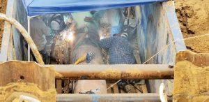 CAPCO Contractors Inc. jobsite