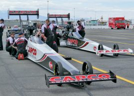 Team Effort: Torrence Family Finds Success on the Right of Way… and the Drag Strip