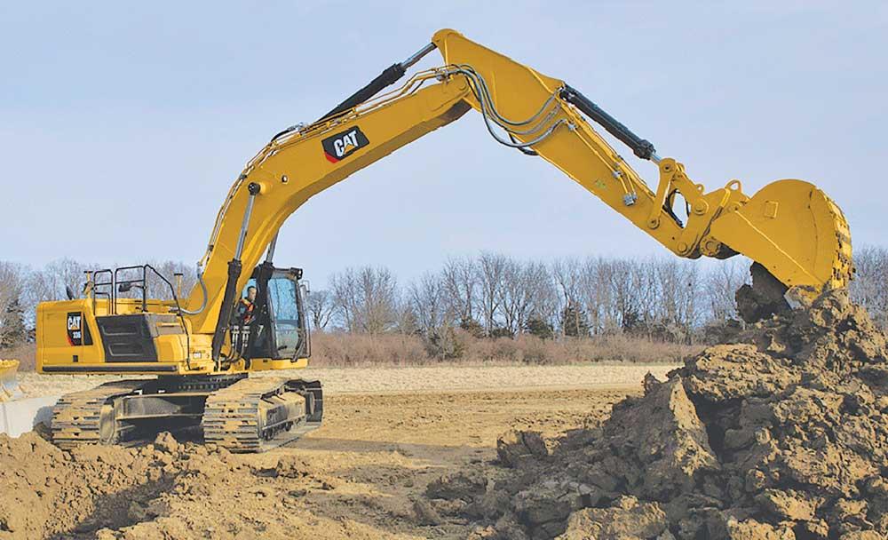Pipeline Equipment Spotlight: Hydraulic Excavators | North American