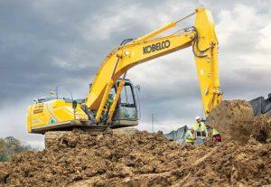 KOBELCO SK210LC-10 Excavator