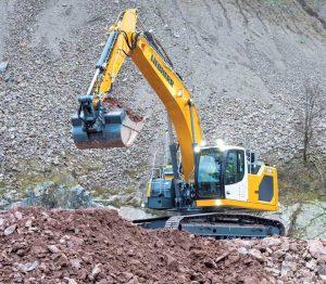 Liebherr R 930 Crawler Excavator