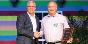 Presidents Award Winner Jay Osborn