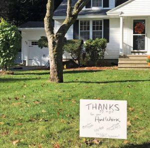 Merrimack Valley community thanks workers