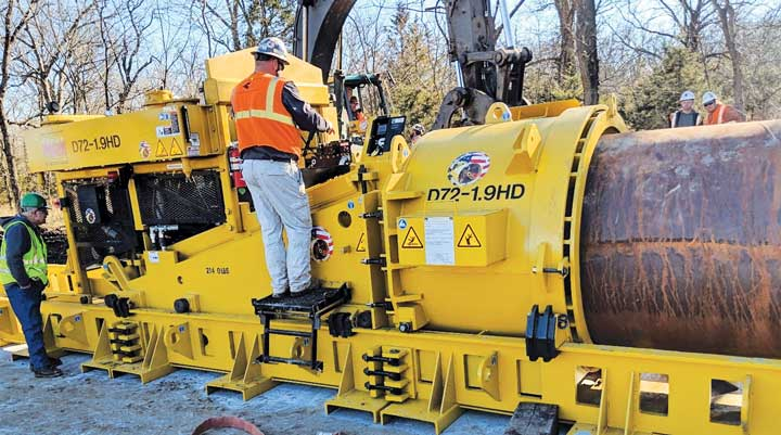 Pipeline Equipment Spotlight: HDD/Boring | North American Oil & Gas