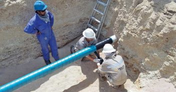WrapidBond and WrapidCoat PVC on Onshore Pipeline: Fahud-PDO Rehab Project.