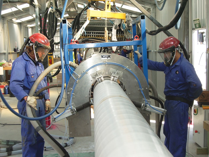 Stanley Oil & Gas has been involved in some of the largest oil and gas pipeline projects in the world