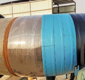 WrapidBond and WrapidCoat PVC on Onshore (Water) Pipelines: (SWCC) Central & Western Region Pipeline Rehabilitation Project
