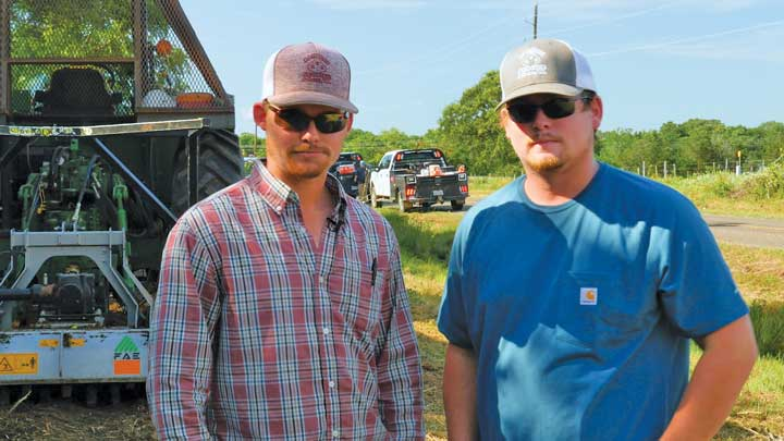Brothers Sammy Jr. and Cody look to carry on their father's legacy
