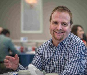 Shawn Lyon, Pipeline Leadership Award winner 2019