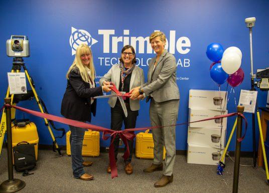 Texas A&M University to Establish Trimble Technology Lab for Geosciences